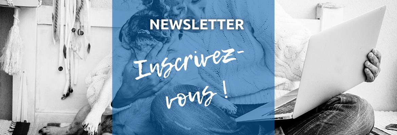 Dogteur - Bannière Newsletter