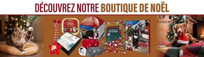 Cadeaux de Noël pour votre animal !