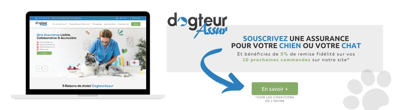 DogteurAssur : votre assurance pour chien et chat !