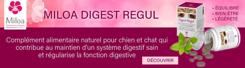 Miloa Digest Regul : contre les troubles digestifs