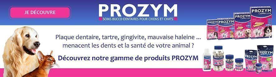 La gamme Prozym pour de belles dents
