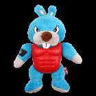 Bubimex I'm Hero Armor Rabbit jouet en TPR pour chien - La Compagnie des Animaux