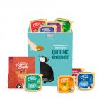 Edgard & Cooper Coffret pour chat adulte 10 produits