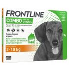Frontline Combo Chien 2-10 kg 6 pipettes- La Compagnie des Animaux