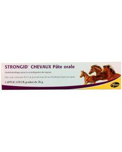 Strongid chevaux vermifuge 26 grs