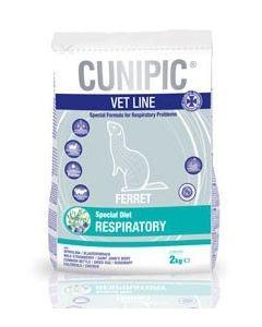 Cunipic Vet Line Furet Respiratory 2 Kg