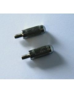 2 électrodes courtes pour collier Canicalm