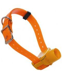 Canibeep Radio Pro collier seul orange
