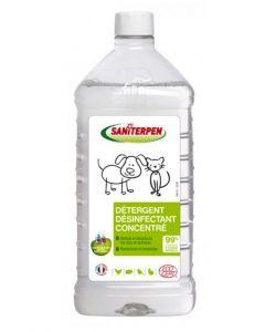 Saniterpen Détergent Désinfectant Ecologique Concentré 1 L