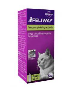 Feliway Spray de voyage 20 ml (nouvelle présentation) - La Compagnie des Animaux