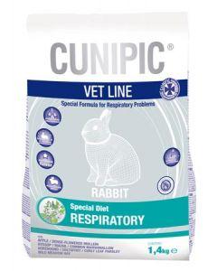 Cunipic Vet Line Lapin Respiratory 1,4 Kg