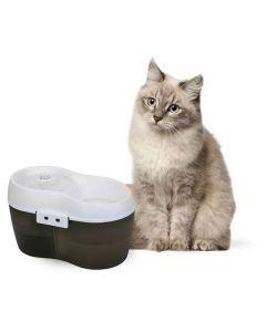 Cat H2O fontaine à eau 2 L grise