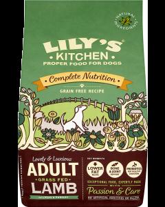 Lily's Kitchen Croquettes Sans céréales Agneau Chien - La Compagnie des Animaux