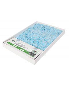 Scoopfree Plateau de litière de rechange Blue Cristal 3 recharges