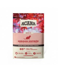 Acana Indoor Entrée Sterilised Cat 1.8 kg