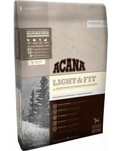 Acana Heritage Light & Fit chien 11.4 kg