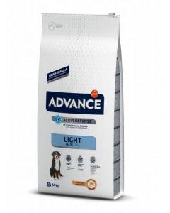 Advance Maxi Light Chien 14 kg- La Compagnie des Animaux