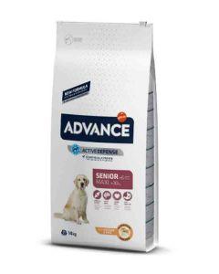 Advance Maxi Senior Chien 14 kg- La Compagnie des Animaux