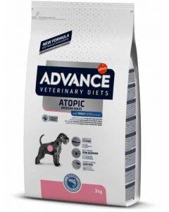 Advance Veterinary Diet Chien Atopic Care 3 kg- La Compagnie des Animaux