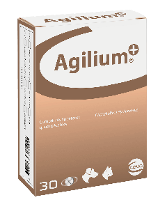 Agilium Plus 30 cps - La compagnie des animaux