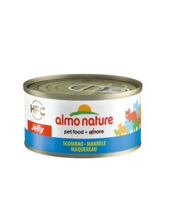 Almo Nature Chat Jelly HFC Maquereau 24 x 70 grs