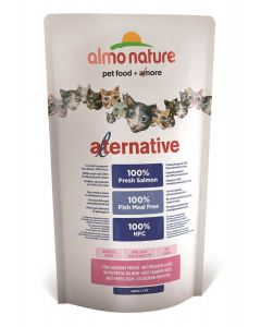 Almo Nature Alternative Chat Adulte Saumon 750 g