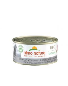 Almo Nature Chat HFC Natural Thon avec Blanchailles 24 x 150 g