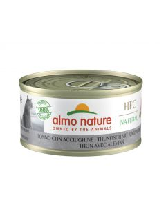Almo Nature Chat Natural HFC Thon avec Alevins 24 x 70 grs