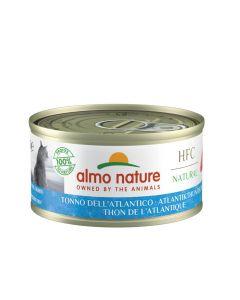 Almo Nature Chat Natural HFC Thon de l'Atlantique 24 x 70 grs