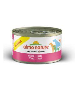 Almo Nature Chien Classic Veau 24 x 95 grs