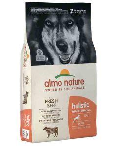 Almo Nature Holistic Chien Adult Large Boeuf frais 12 kg