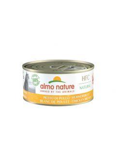 Almo Nature Chat HFC Natural Blanc de Poulet 24 x 150 g