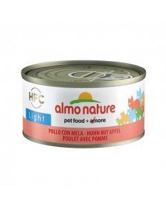 Almo Nature Chat Light HFC Poulet et Pomme 24 x 70 grs