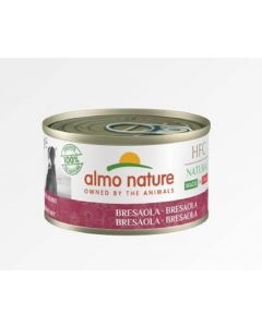 Almo Nature Chien Natural HFC Made In Italy Bresaola 24 x 95 g