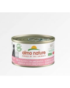 Almo Nature Chien Natural HFC Made In Italy Jambon Bresaola 24 x 95 g