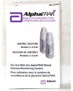 AlphaTRAK Solution de contrôle 2 x 4 ml