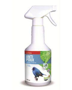 Naturlys lotion anti-poux oiseaux 500 ml