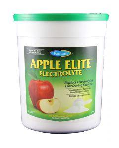 Apple Elite Electrolyte aide le cheval à récupérer en énergie