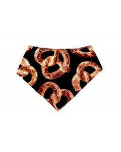 Arizona Hotdogs Bandana reversible Bretzel/Bagel - La Compagnie des Animaux