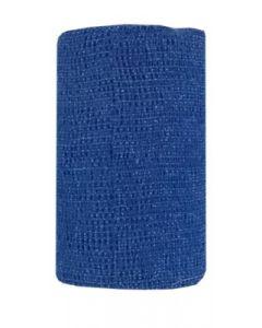 Bandes Cohésives 10 cm Bleu