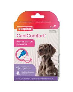 Beaphar CaniComfort Pipettes calmantes pour chiens et chiots x3