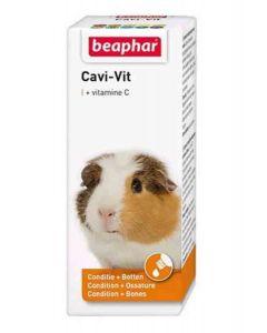 Beaphar CAVI-VIT vitamine C pour rongeurs 100 ml- La Compagnie des Animaux