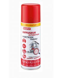 Beaphar Diffuseur automatique de maison Insecticide 200 ml