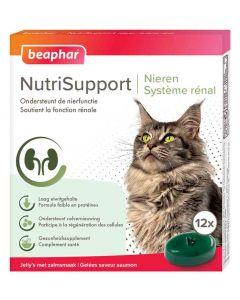 Beaphar NutriSupport Système rénal pour chat 12 x 1,5 g- La Compagnie des Animaux