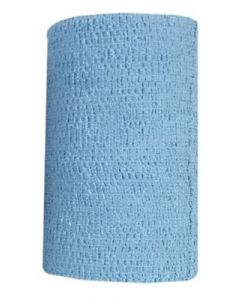 Bandes Cohésives 10 cm Bleu clair