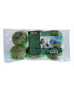 Zolux boules de graisses 6 x 90 grs - La Compagnie des Animaux
