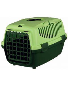 Trixie Box de transport Capri vert foncé / vert taille 1- La Compagnie des Animaux