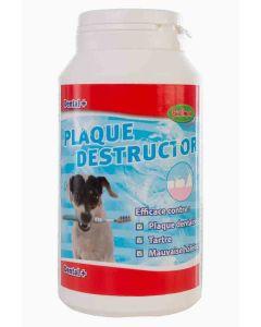 Bubimex Dental + Plaque destructor pour chien 160 g