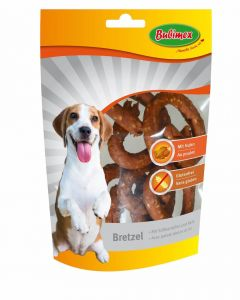 Bubimex Bretzel friandise pour chien x5 - La Compagnie des Animaux