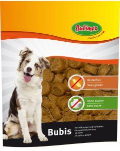 Bubimex Bubis friandises au poulet pour chien 200g - La Compagnie des Animaux